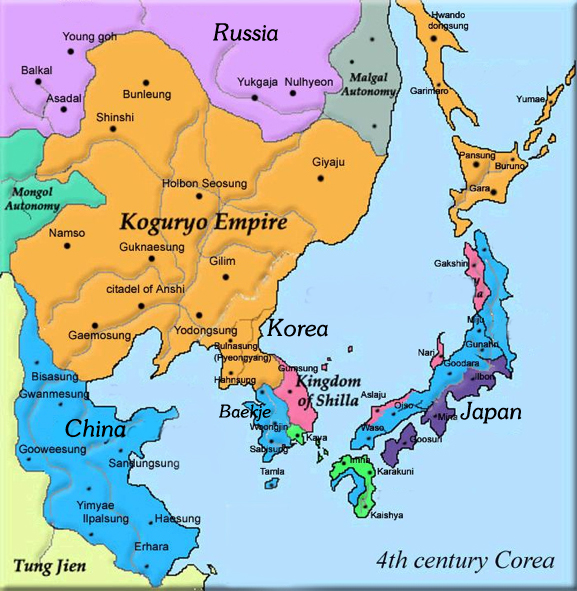 4th century Korea